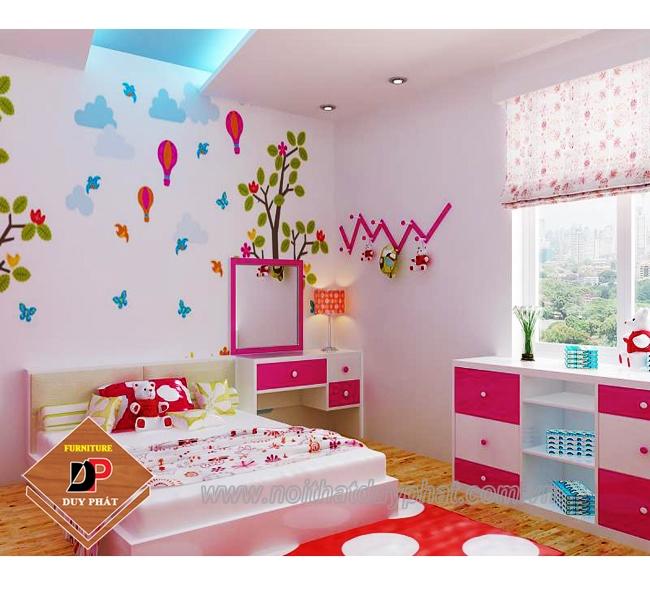 Giường ngủ trẻ em DP-20