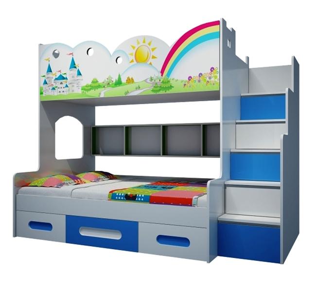 Giường ngủ Trẻ Em-41