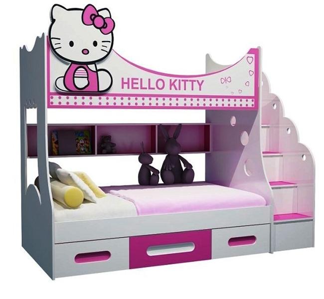 Giường ngủ Trẻ Em DP-42
