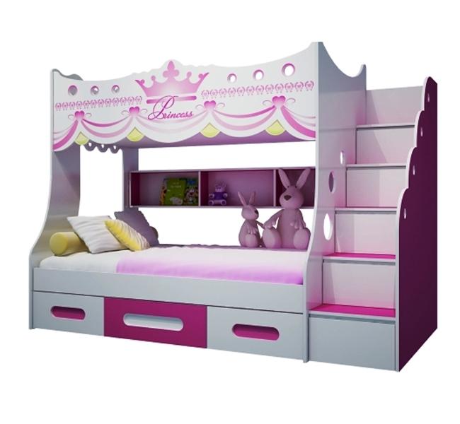 Giường ngủ Trẻ Em DP-43