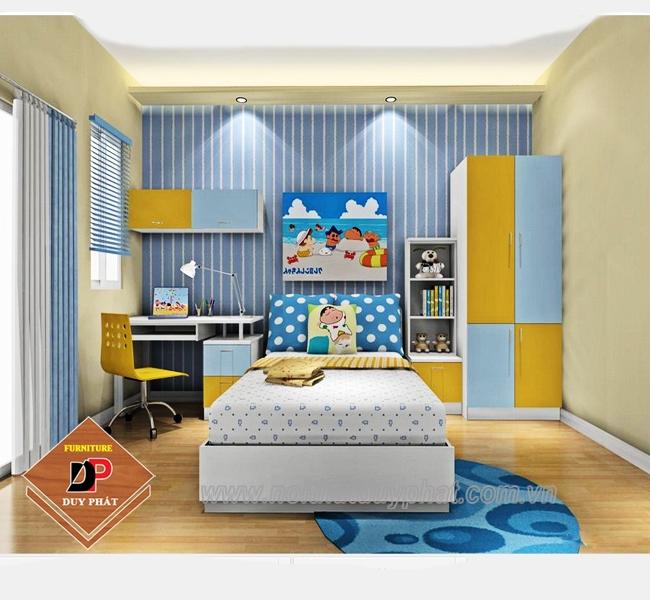 Giường ngủ trẻ em DP-34