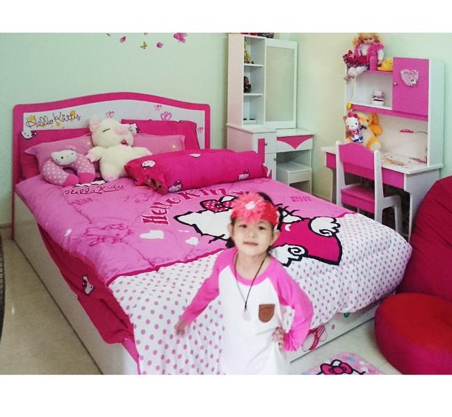 Giường ngủ Trẻ Em DP-50