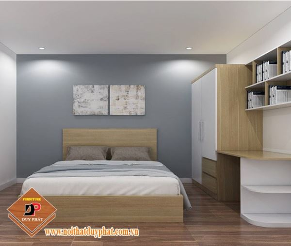 Bộ giường ngủ DP-09